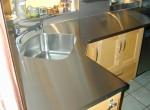 kitchen corner sink