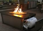 backyard fireplace 2